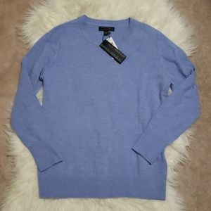 🆕️🎆NWT Banana Republic Merino Crew Neck Sweater